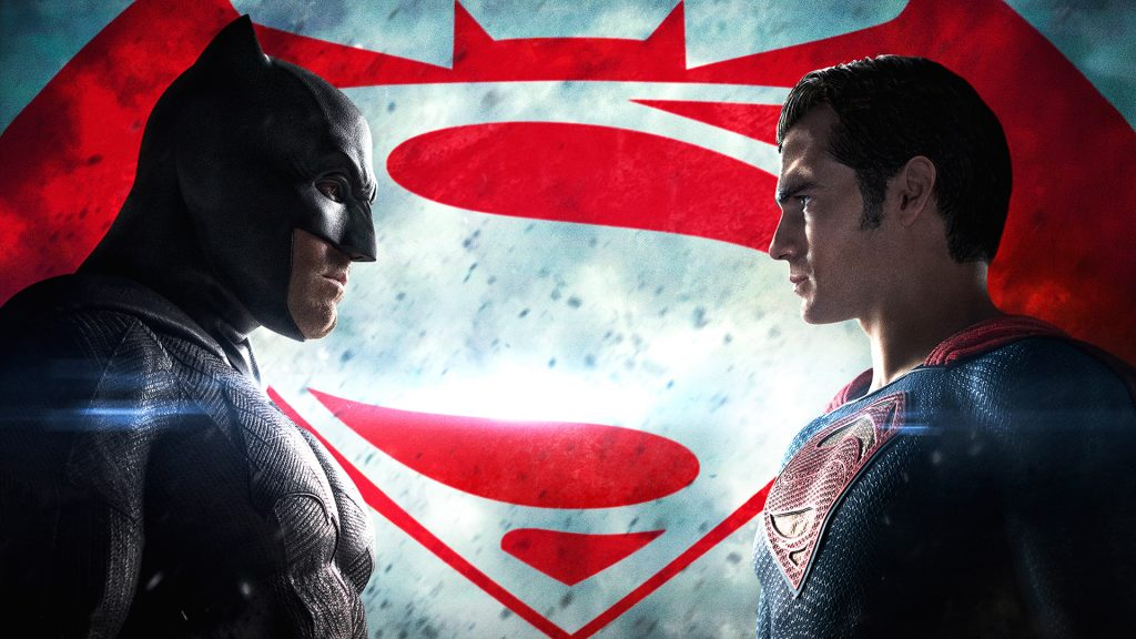 Batman V Superman: Dawn Of Justice HD Full HD Background