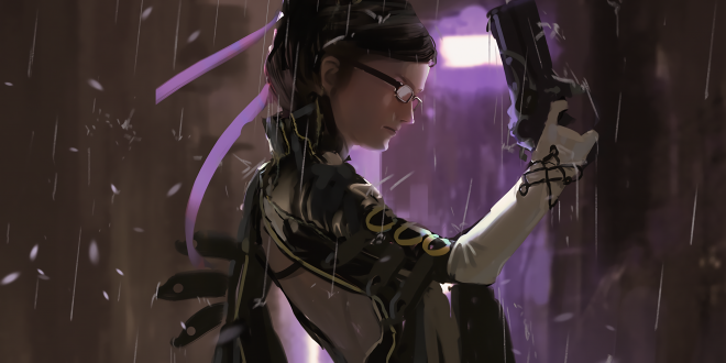 Bayonetta Backgrounds