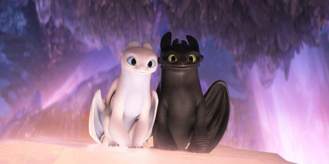 How to Train Your Dragon: The Hidden World Backgrounds