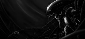Alien HD Backgrounds