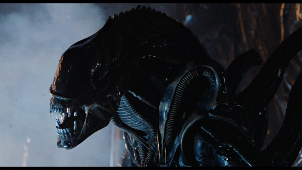 Alien HD Full HD Background