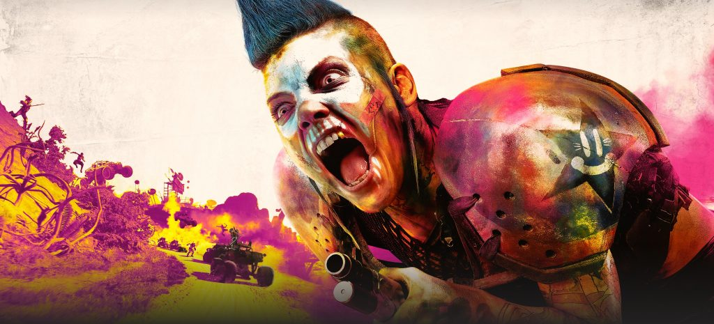Rage 2 Wallpaper