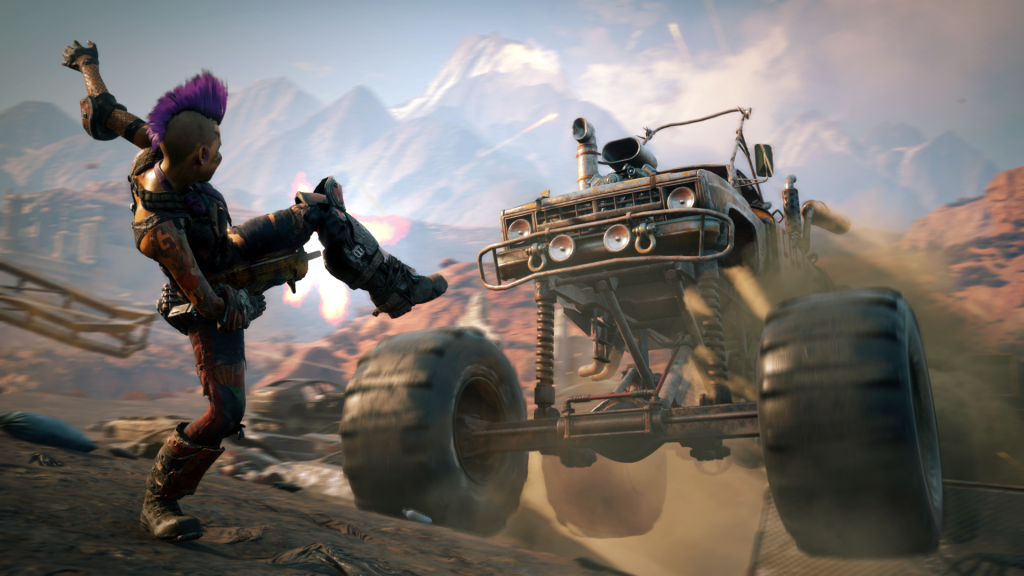 Rage 2 Full HD Wallpaper