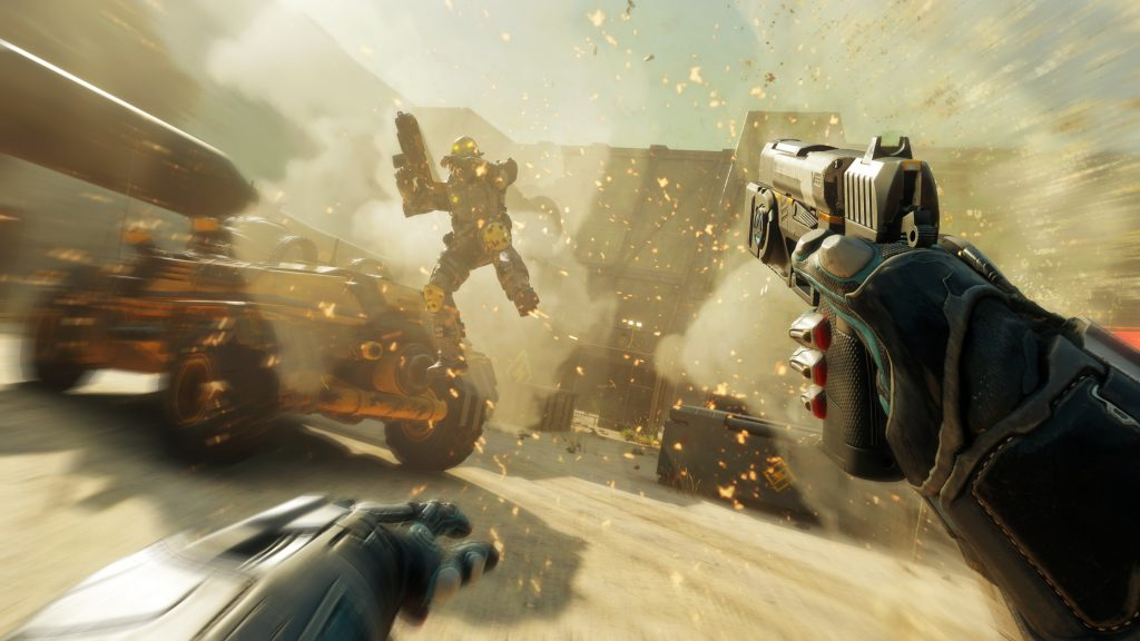 Rage 2 Quad HD Wallpaper