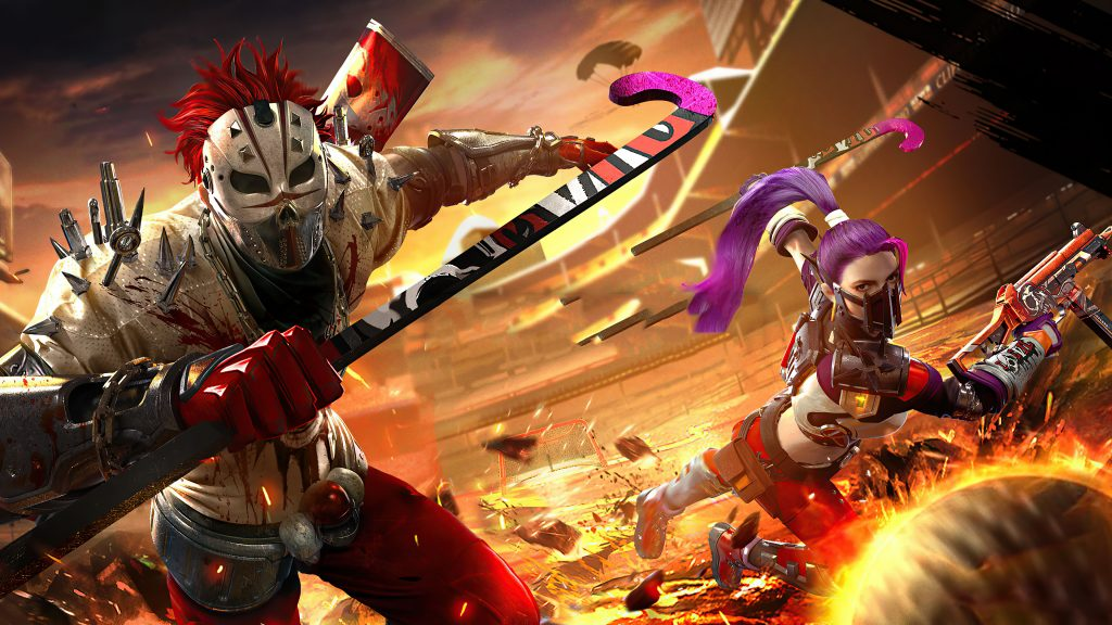 Garena Free Fire Quad HD Wallpaper