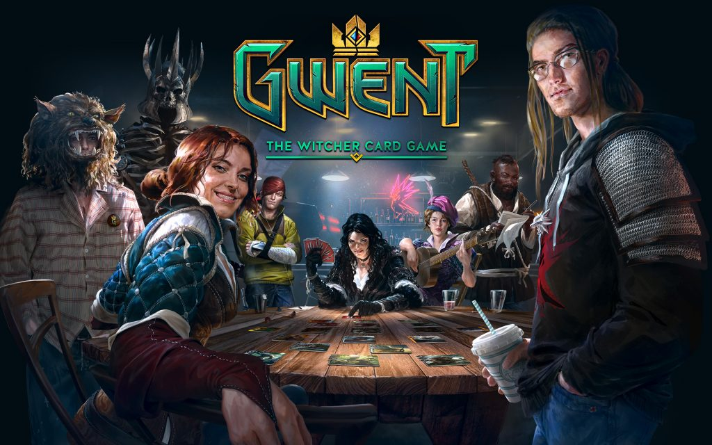Gwent: The Witcher Card Game Widescreen Wallpaper