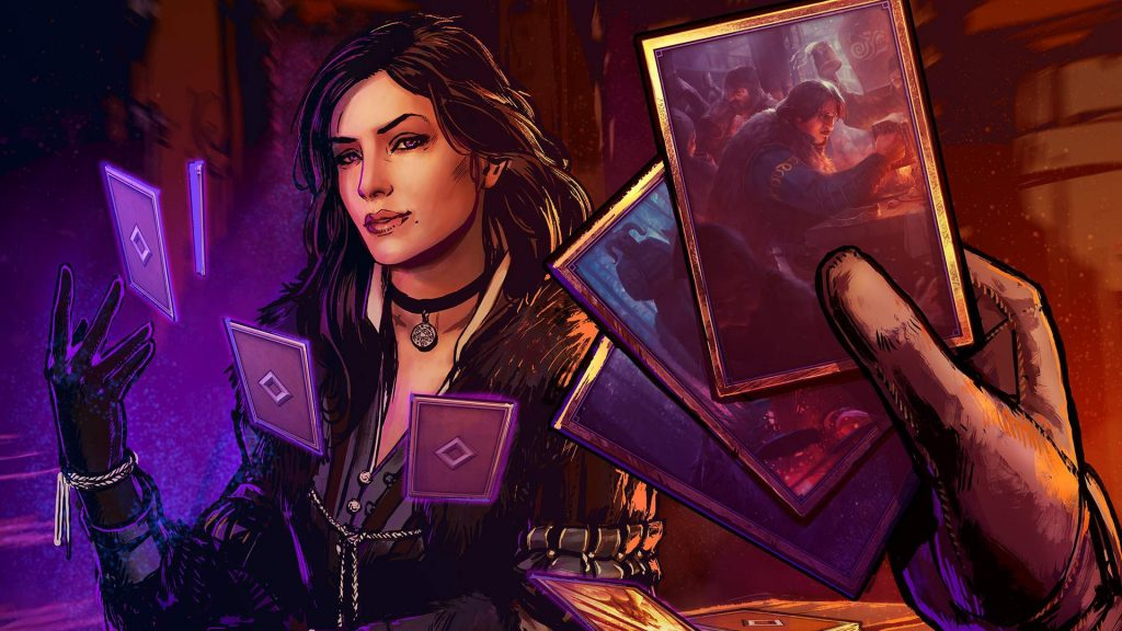 Gwent: The Witcher Card Game Full HD Wallpaper