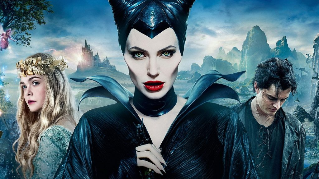 Maleficent Full HD Background