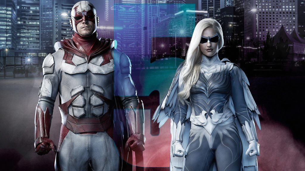 Titans Quad HD Wallpaper
