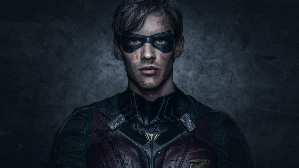 Titans Full HD Wallpaper