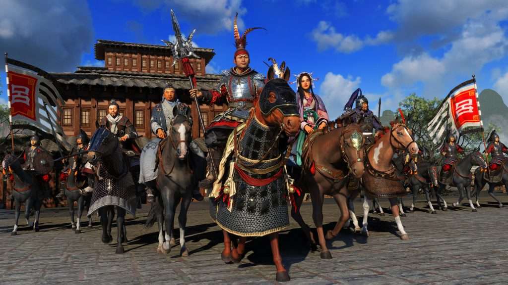 Total War: THREE KINGDOMS Quad HD Wallpaper