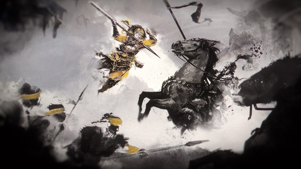 Total War: THREE KINGDOMS Dual Monitor Wallpaper