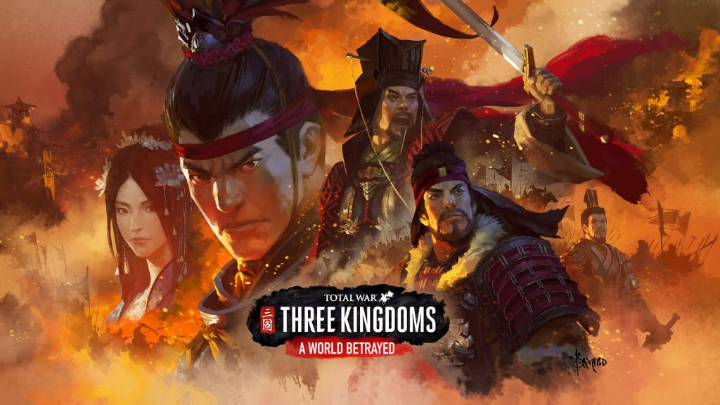Total War: THREE KINGDOMS Wallpaper