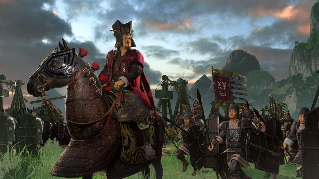 Total War: THREE KINGDOMS Full HD Wallpaper