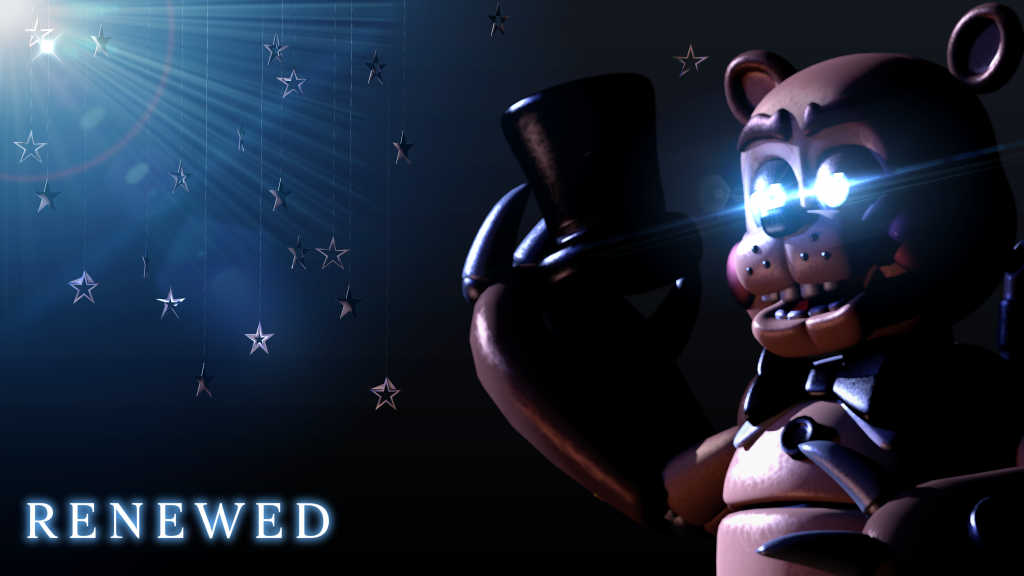 Five Nights At Freddy's 2 Wallpaper