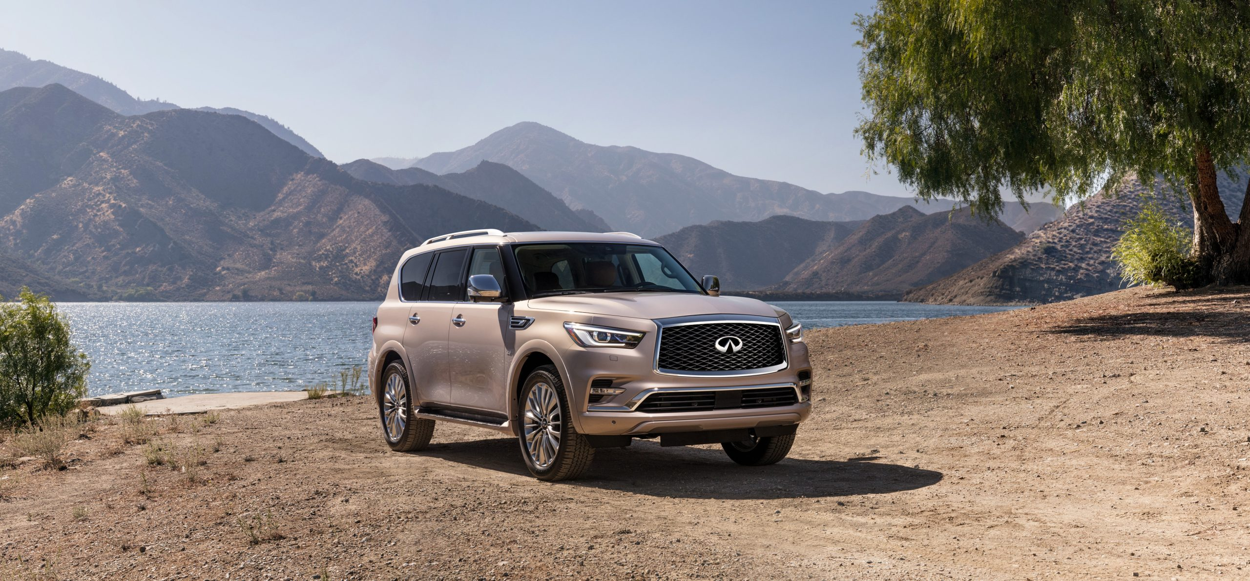 Infiniti QX80 Wallpapers