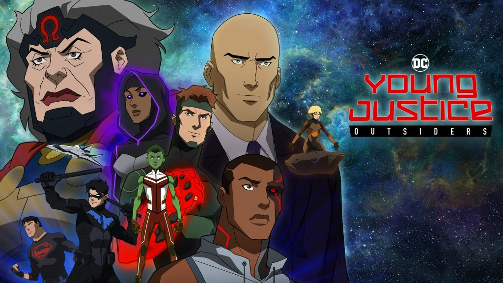 Young Justice Background
