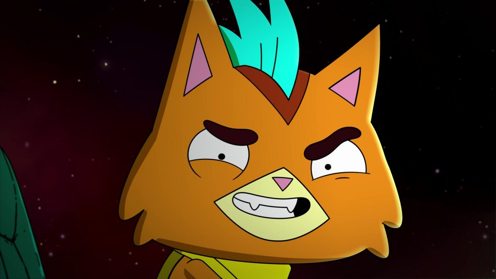Final Space HD Full HD Background