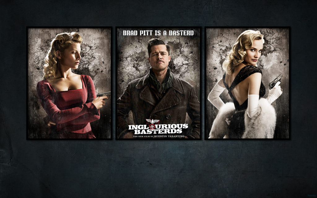 Inglourious Basterds Widescreen Background