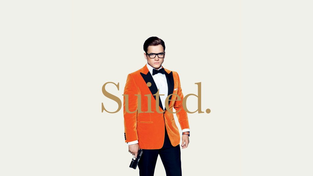 Kingsman: The Golden Circle Quad HD Wallpaper