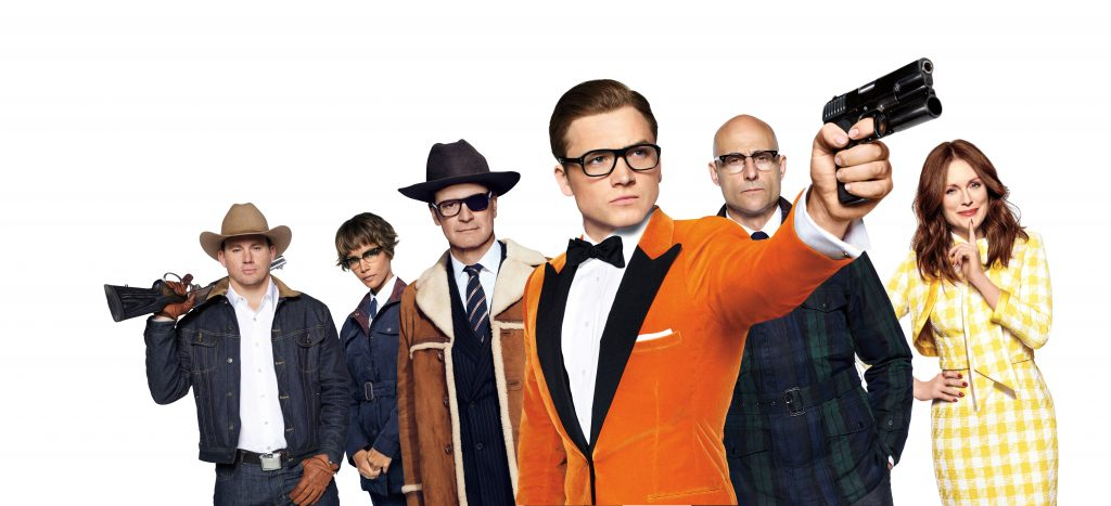 Kingsman: The Golden Circle Wallpaper