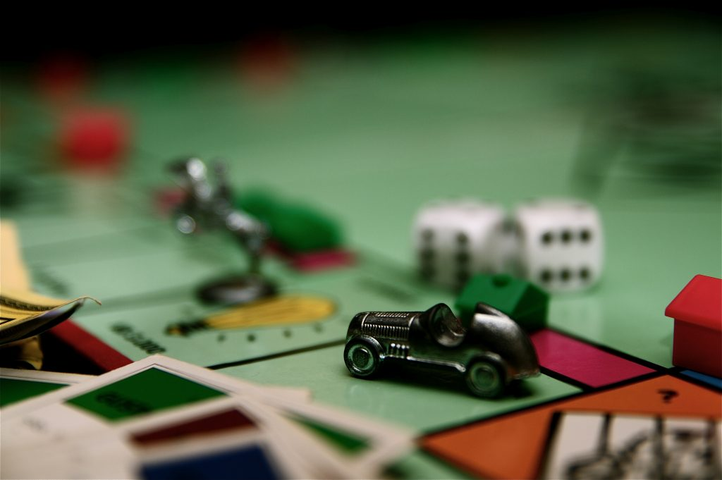 Monopoly Wallpaper