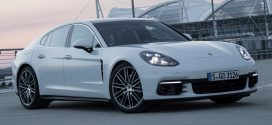 Porsche Panamera 4S Wallpapers
