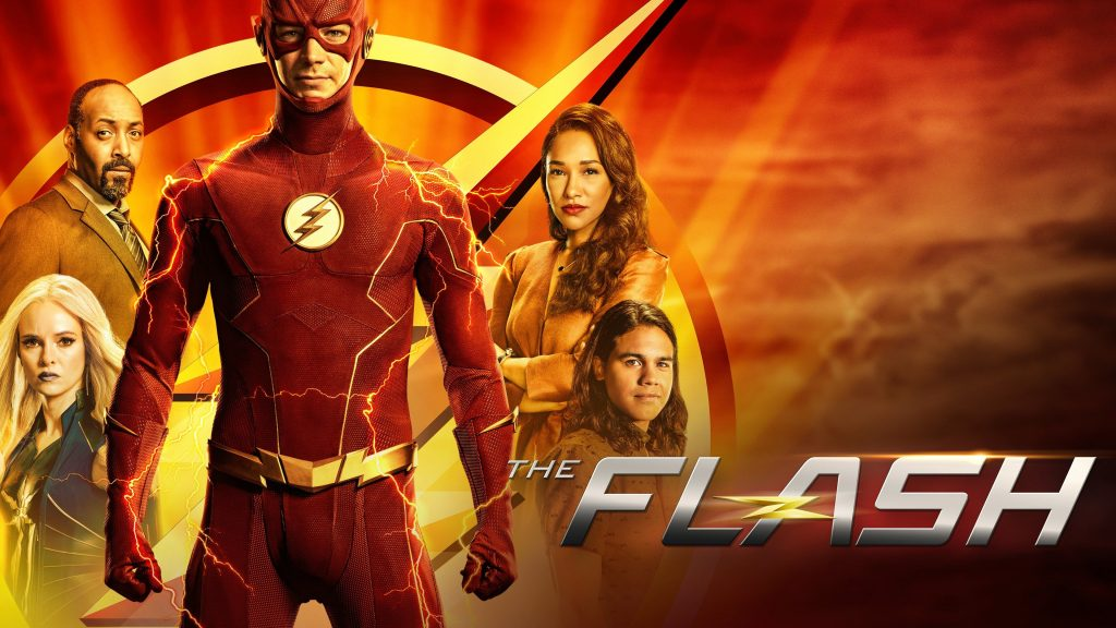The Flash (2014) HD Quad HD Background
