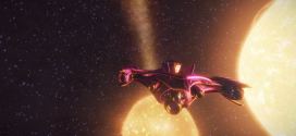 Elite: Dangerous HD Backgrounds
